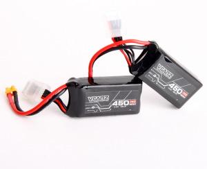 LiPo 450mAh 4S 75C*New*