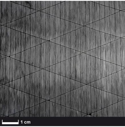 300g/m2 UD Bredd: 50cm / per löpmeter