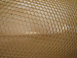 Aramid honeycomb , T 1.5 mm = ca. 44 g/m²