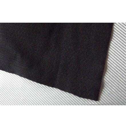 Distansfilt_svart, bredd:1.5 m. Pris per löpmeter.