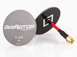 BeeRotor 5.8GHz Patch Antenna 1st SMA