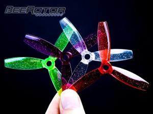 """BeeRotor 3""""x4.5"""" 3-Blades"""